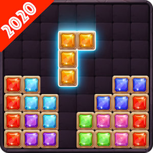 Jewel Tetris Puzzle Fun Giveaway