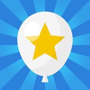 Star Balloon Giveaway