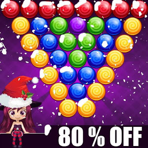 Candy Bubble Shooter 2019 Giveaway