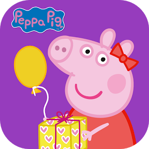 Peppa Pig: Party Time Giveaway