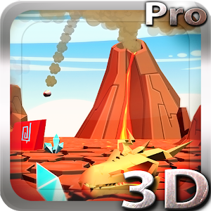Volcano 3D Live Wallpaper Giveaway