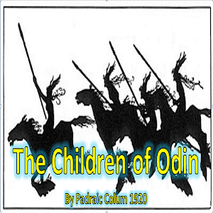 The Children of Odin Book App Giveaway