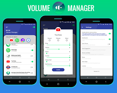 Android Giveaway Of The Day Wow Volume Manager App Volume Control