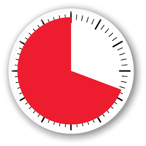 Time Timer Visual Productivity Giveaway