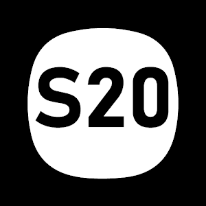 S20 One UI White AMOLED - Icon Pack Giveaway