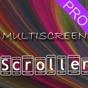 Multiscreen Scroller Pro Giveaway