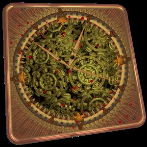 Golden Clock 2 Giveaway