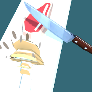 Food Cutter 3D - Cool Relaxing Cooking game Giveaway