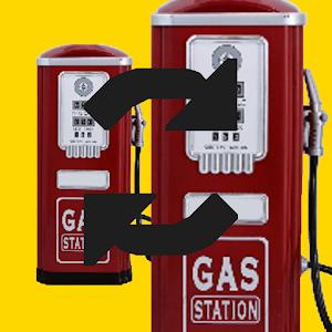 US MPG vs. L/100km GasolineSter D2 Giveaway