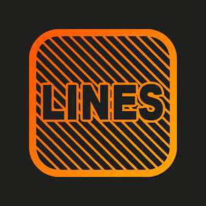 Lines Square - Neon icon Pack Giveaway