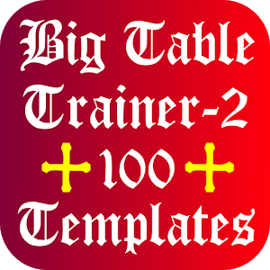 English Tenses Big Table Giveaway
