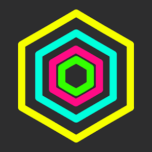 Hex AMOLED Neon Live Wallpaper Giveaway