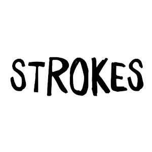 Strokes Black - Icon Pack Giveaway