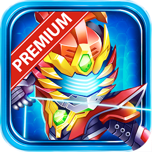 Superhero Armor: City War - Robot Fighting Premium Giveaway