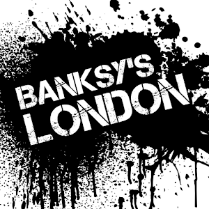 Banksy's London Tour Map Giveaway