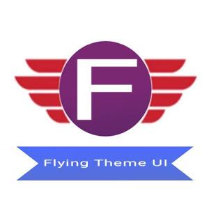 Flying Theme IU for Kustom/Klwp Giveaway