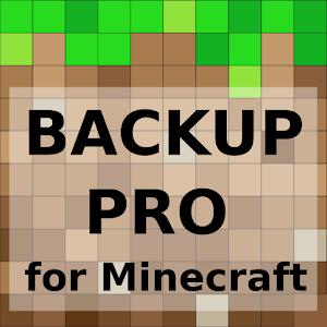 MCPE Backup PRO Giveaway