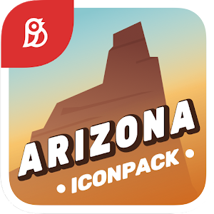 Arizona - Flat One UI Icon Pack Giveaway