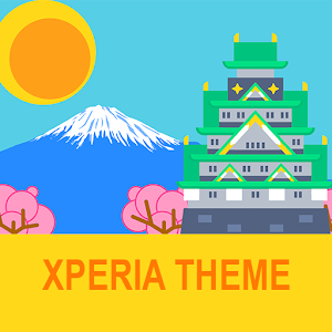 Xperia Theme - Osaka Castle Giveaway