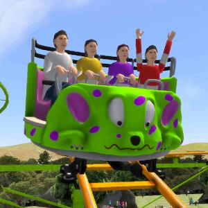 Theme Park Simulator Giveaway