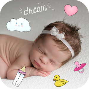 Baby Pics Story Pro - Baby Milestones Photo Editor Giveaway