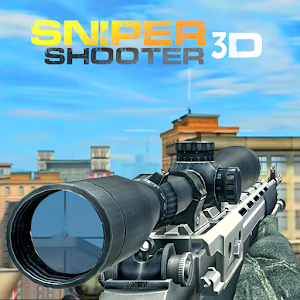 Realistic Sniper shooter 3D - FPS Shooting 2021 Giveaway