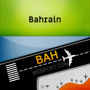 Bahrain International Airport (BAH) Info + Tracker Giveaway