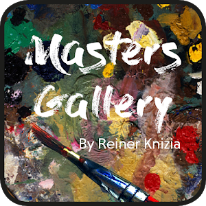 Masters Gallery by Reiner Knizia Giveaway