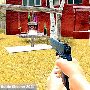 Bottle Shooting Target : Real Bottle Shooter Giveaway