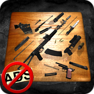 Weapon stripping NoAds Giveaway