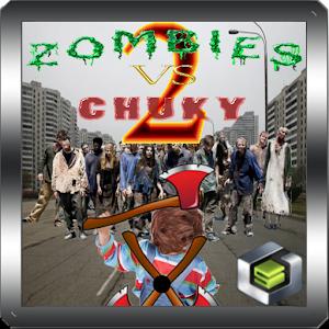 Zombies vs Chuky 2 Giveaway