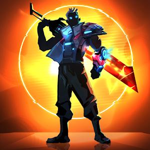 Cyber Fighters: Shadow Legends in Cyberpunk City Giveaway