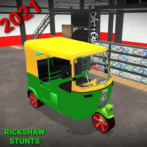 Modern Tuk Tuk Auto Rickshaws : Mega Driving Games Giveaway