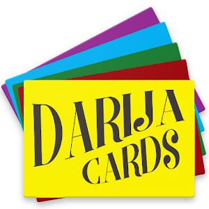 Darija Cards - Learn Moroccan Arabic Giveaway