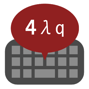 Mathematical keyboard D Giveaway