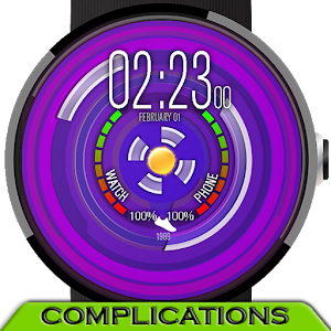 Colorful Lights Watch Face Giveaway