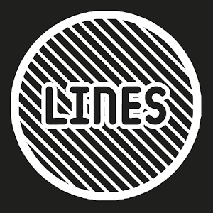 Lines Circle - White Icon Pack Giveaway