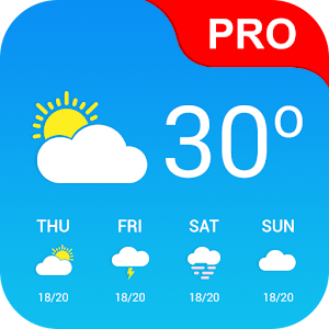 Weather App Pro Giveaway