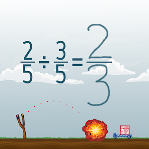 Dividing Fractions Math Game Giveaway